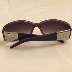 Michael Kors purple sunglasses 😎